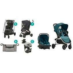 Evenflo Folio Travel System, Meridian with Stroller Accessor