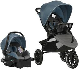 Evenflo Folio3 Stroll and Jog Travel System with LiteMax 35