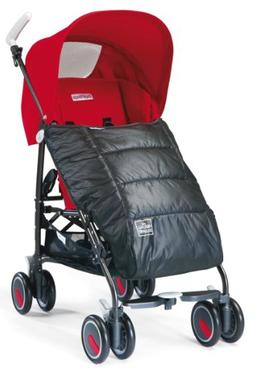 Peg Perego Foot Muff, Black