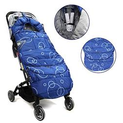 Wonder buggy Footmuff for Stroller,Baby Sleeping Bag Univers