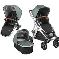 UPPAbaby Full-Size Vista Infant Baby Stroller & RumbleSeat B