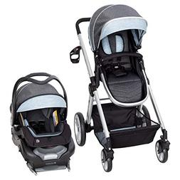 Baby Trend Go Lite Snap Tech Sprout Travel System, Blue Spec