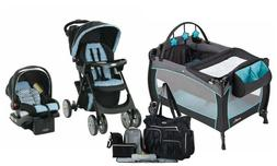 Graco Baby Stroller with Car Seat Evenflo Playard Travel Sys