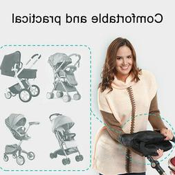 Hand Windtight For Baby Stroller Glove Warmer Windproof Stro