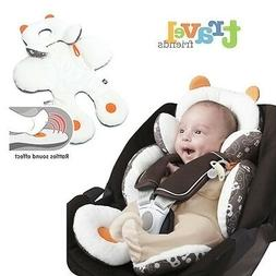 Head and Body Support Baby Infant Pram Stroller Car Seat~Cus