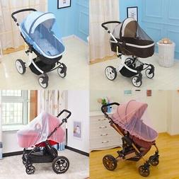 Outdoor Large Encryption Stroller Full Cover Mosquito Net Un