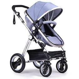 Infant Baby Stroller Newborn Toddler Cynebaby Convertible Ba