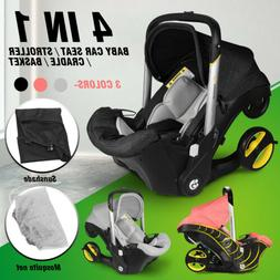 Baby Infant Car Seat Stroller Combos 4 in 1 for newborn Ligh