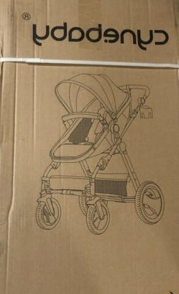 Infant Toddler Baby Stroller Carriage Cynebaby Compact Pram