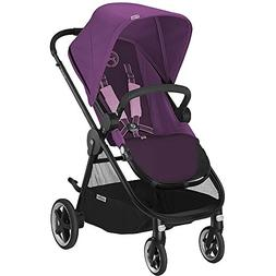CYBEX Iris M-Air Baby Stroller, Grape Juice