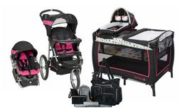 jogger stroller with car seat hello kitty