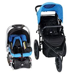 Baby Trend Jogger Travel System Stroller Jogging Toddler Car