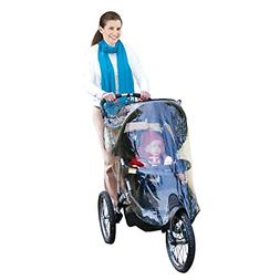Jeep Jogging Stroller Weather Shield, Baby Rain Cover, Unive