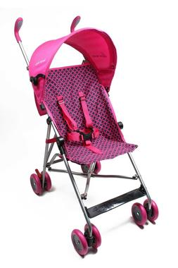 Wonder Buggy Jumbo Umbrella Stroller With Round Adjustable C