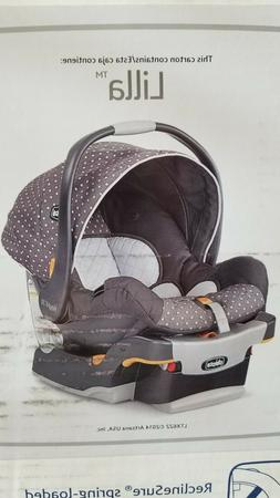 Chicco KeyFit 30 Infant Car Seat - Lilla - Brand New in Box