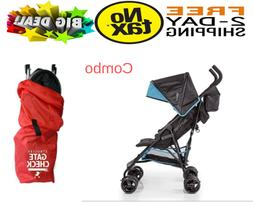 Kid Baby Lightweight Stroller Convenient Summer Infant 3D Mi