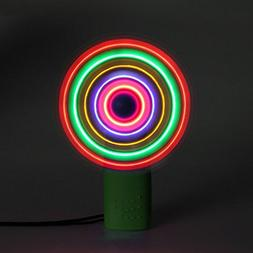 Gbell Kids Portable Cool LED Glowing Fan - Educational Toys