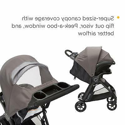 Safety 1st Smooth Travel System with 35