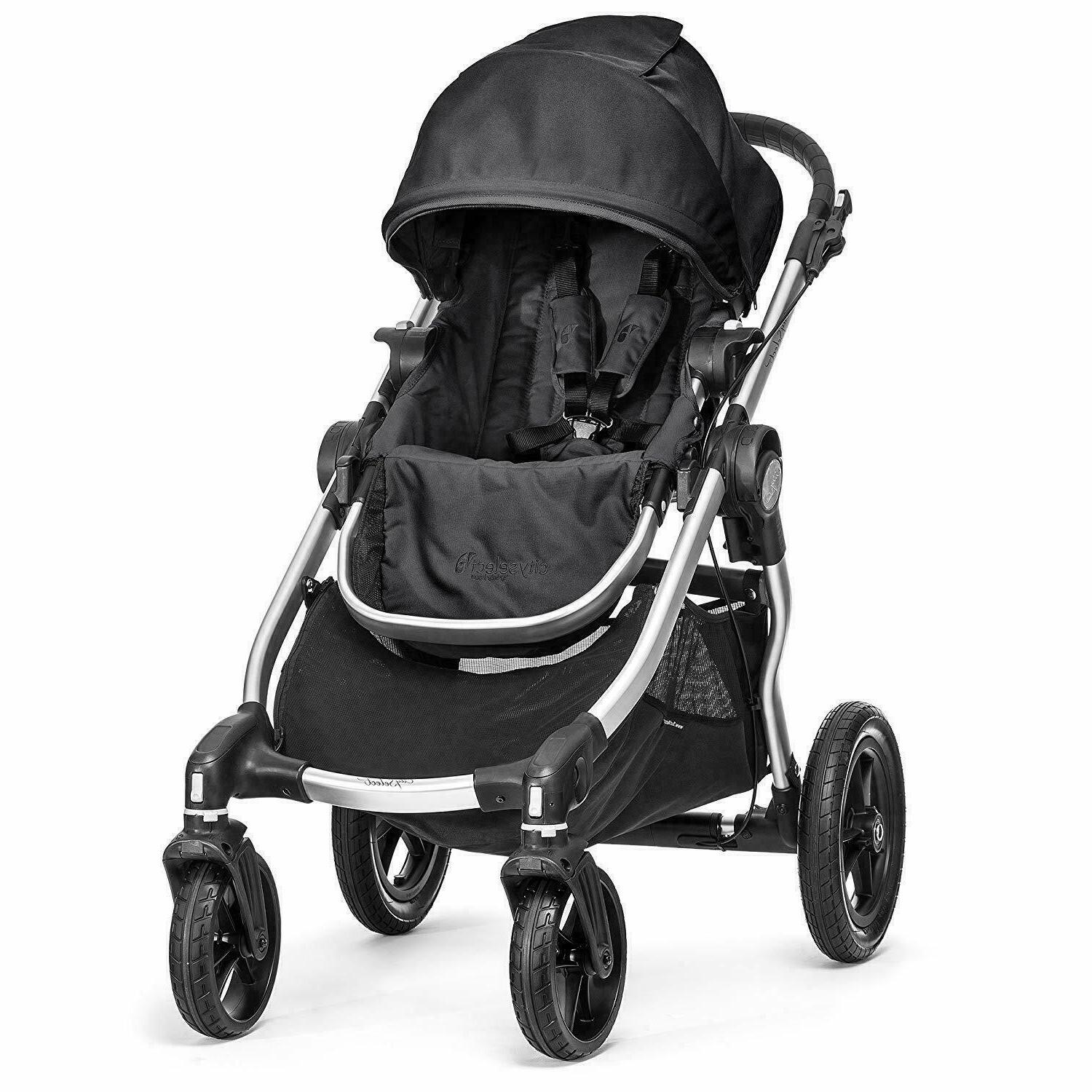 2016 city select double stroller onyx brand