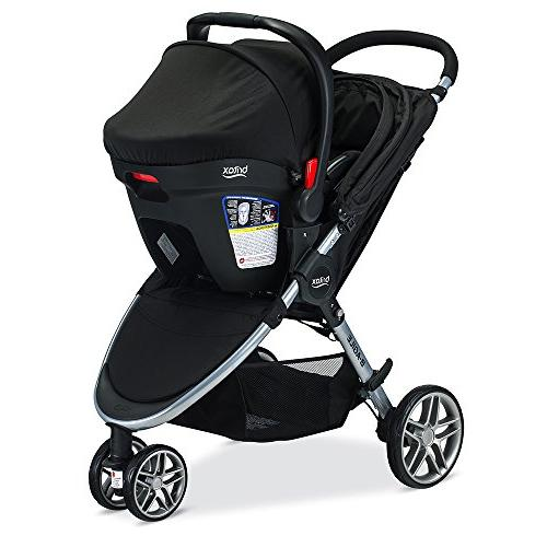 Britax Agile & B Safe Elite