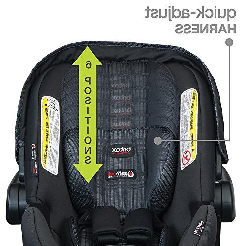 Britax Agile & Safe Elite Travel System,