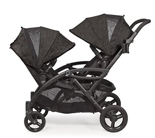 2017 Contours Tandem Double FREE BABY Stroller Hook