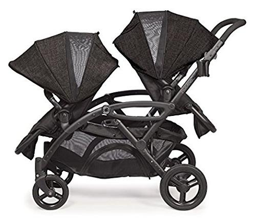 2017 Elite Tandem Double FREE BABY XPO Stroller