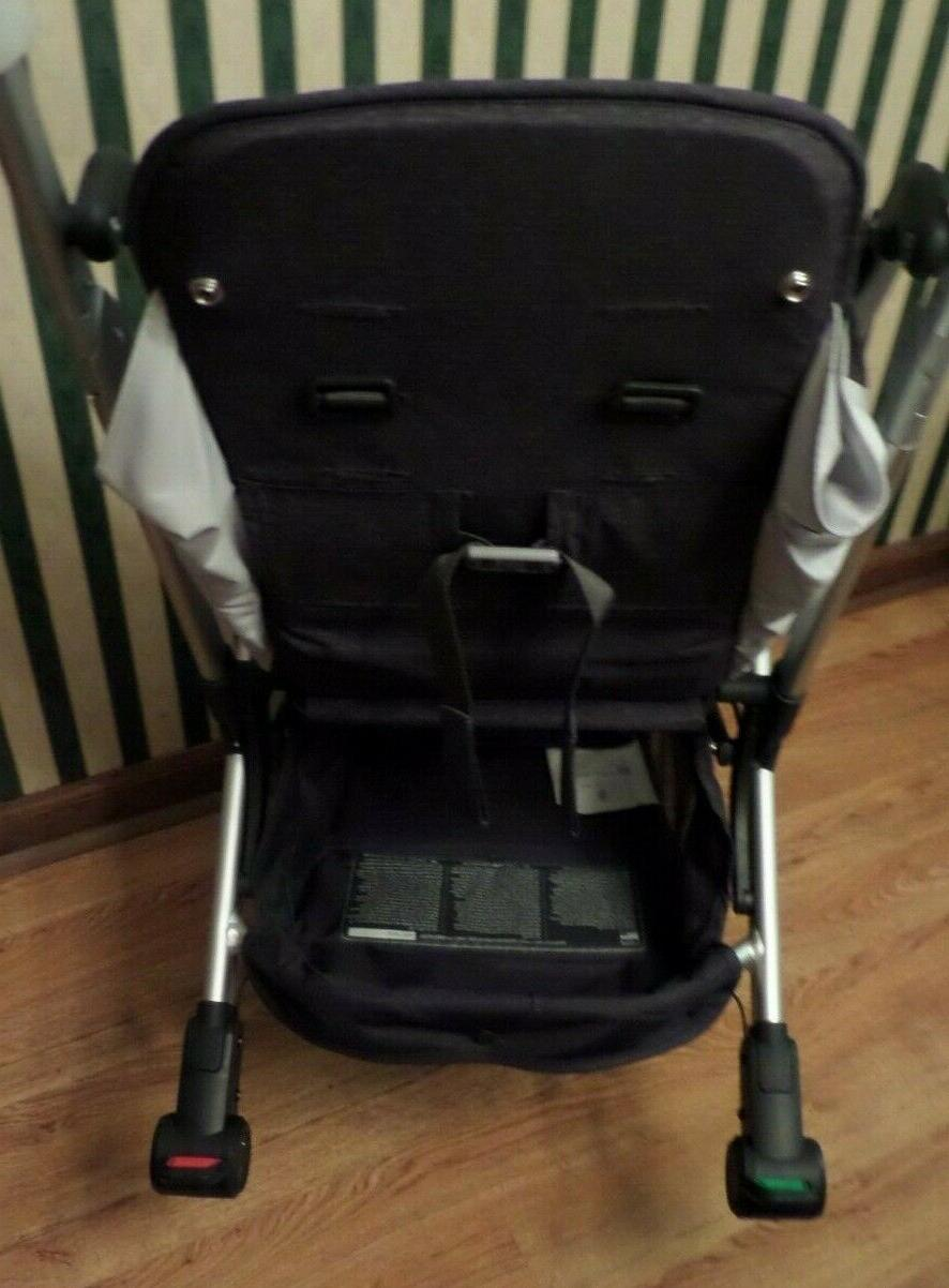 2018 UPPAbaby - Charcoal Leather