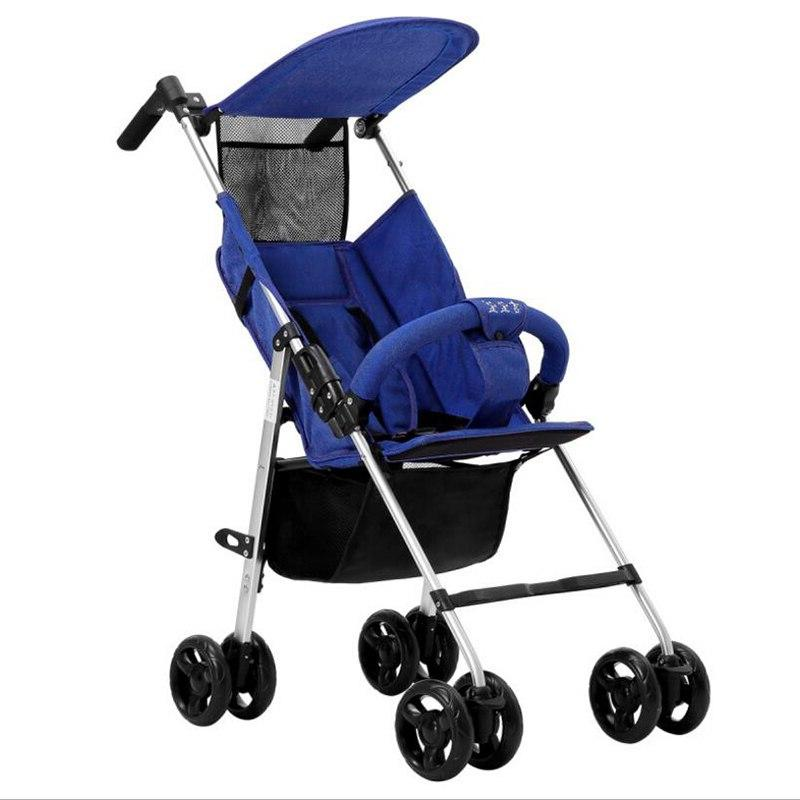 2019 folding ultra children's trolley portable <font><b>baby</b></font> umbrella 3.9KG