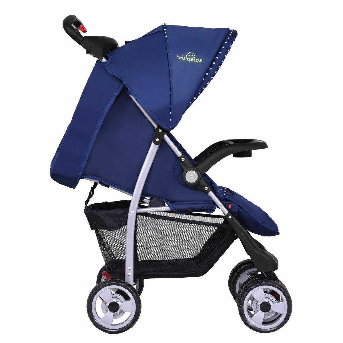 Kids Infant Buggy Pushchair Child