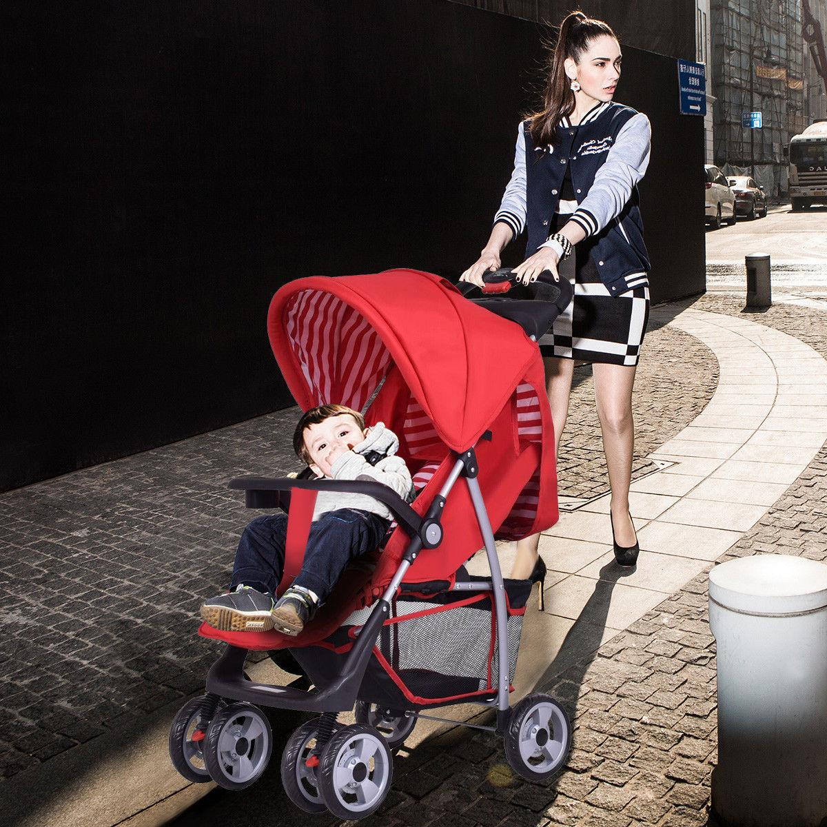 3 Kids Infant Buggy Pushchair Child