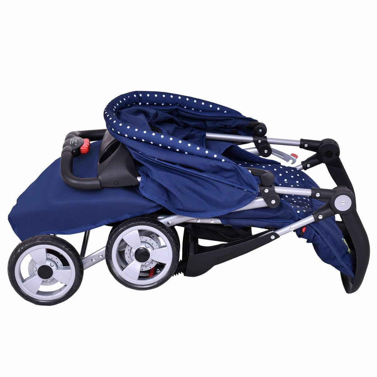 3 Baby Kids Infant Buggy Pushchair