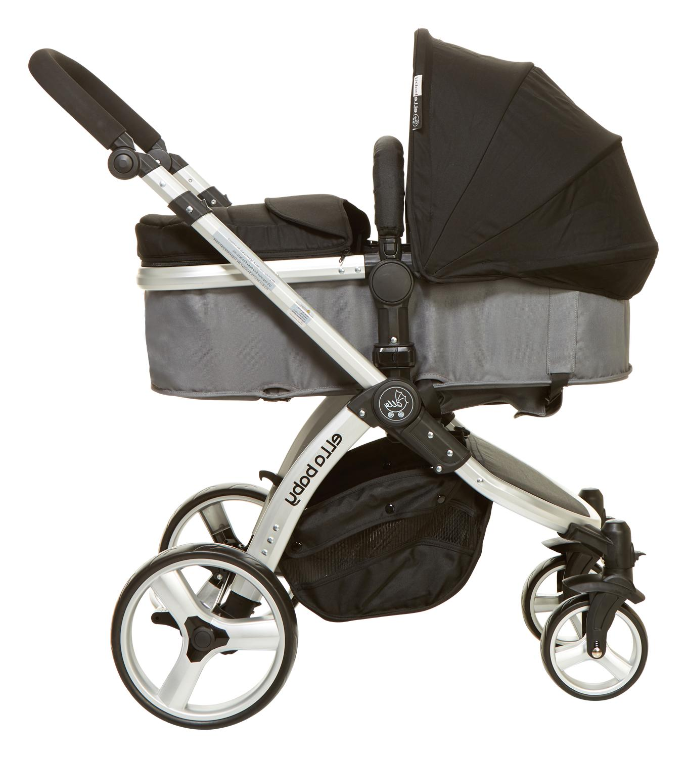3 In1 Foldable Kids Travel Infant Buggy