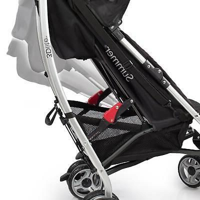 Summer Infant Convenience Compact Folding Black