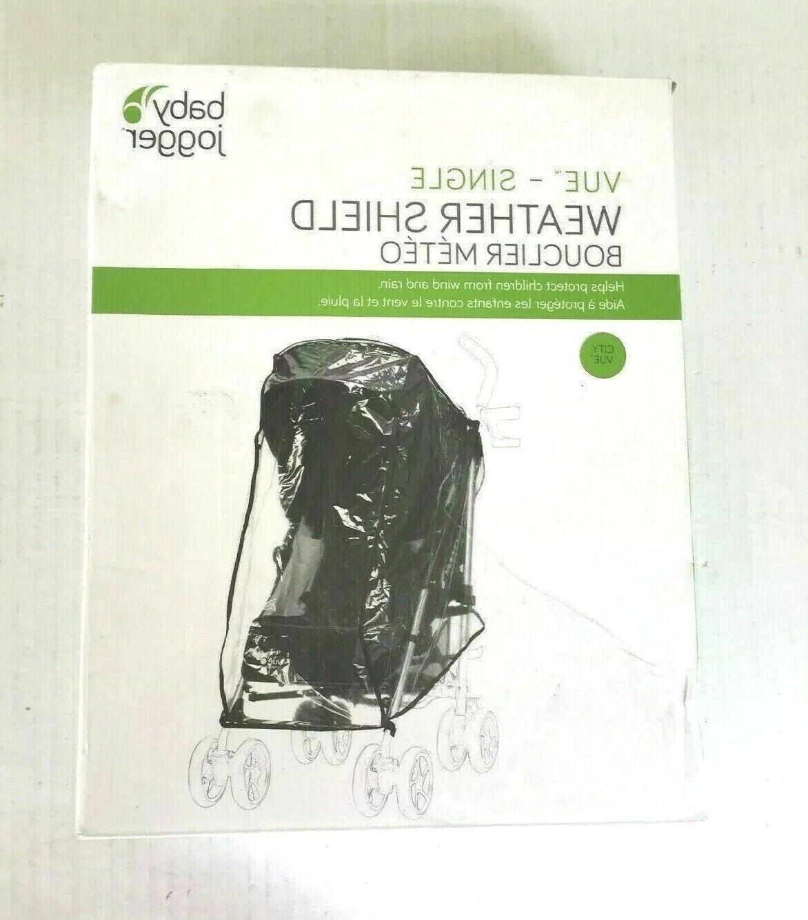 Baby Jogger Weather Shield Stroller Cover - Vue and Vue Lite