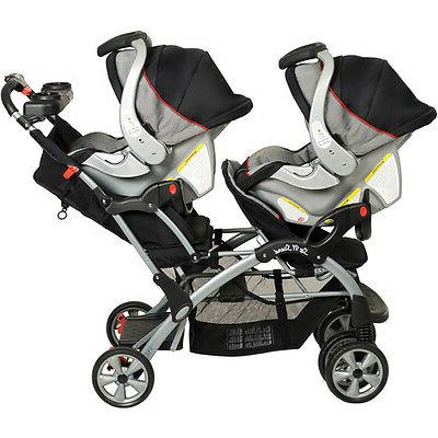 Baby Trend Sit N Double Stroller,