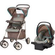 Cosco Commuter Compact Travel System, Zoobilee