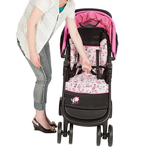 Disney Amble Travel Stroller with OnBoard