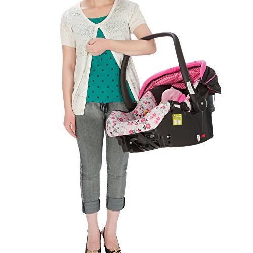 Disney Amble System Stroller with LT Infant