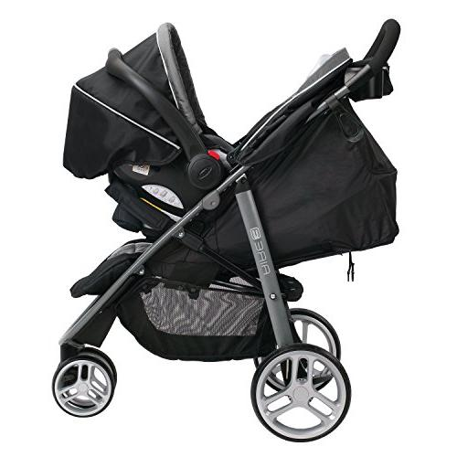 Graco Aire3 Click Travel System, Gotham