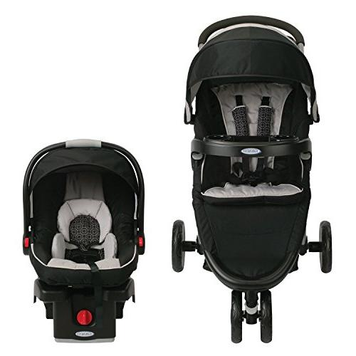 Graco Sport Click Connect Travel System, Pierce