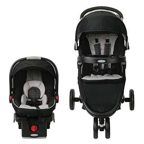 Graco Fold Click Connect Travel Pierce