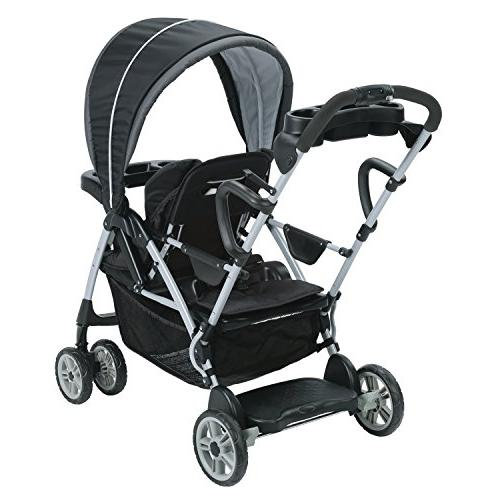 Graco Roomfor2 Click Stand Ride Gotham