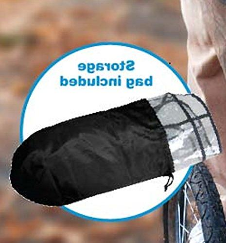Shield, Baby Cover, Universal Size most Windproof, Ventilation,Protection, Pram,Vinyl, Clear, Plastic