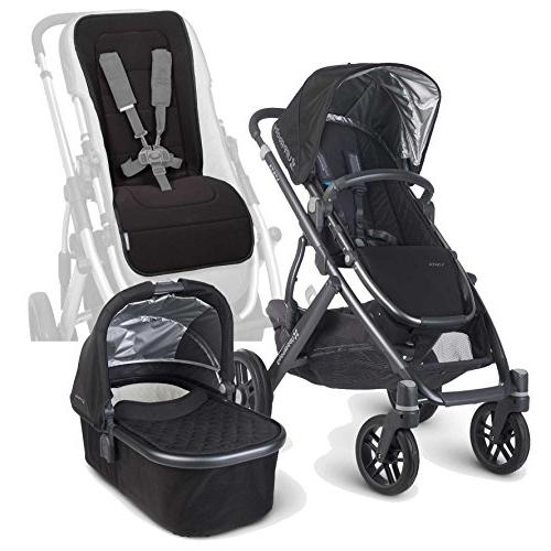 UPPAbaby 2015 Vista Stroller with Bassinet and Se