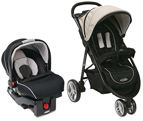 aire3 click connect stroller system
