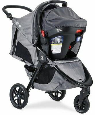 Britax B-Free System w Endeavours Infant Car