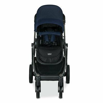 Britax B Folding + Second for Strollers, Navy