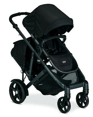 Britax G3 Double with Seat!!