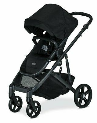 Britax B-Ready G3 Double Stroller in with Second